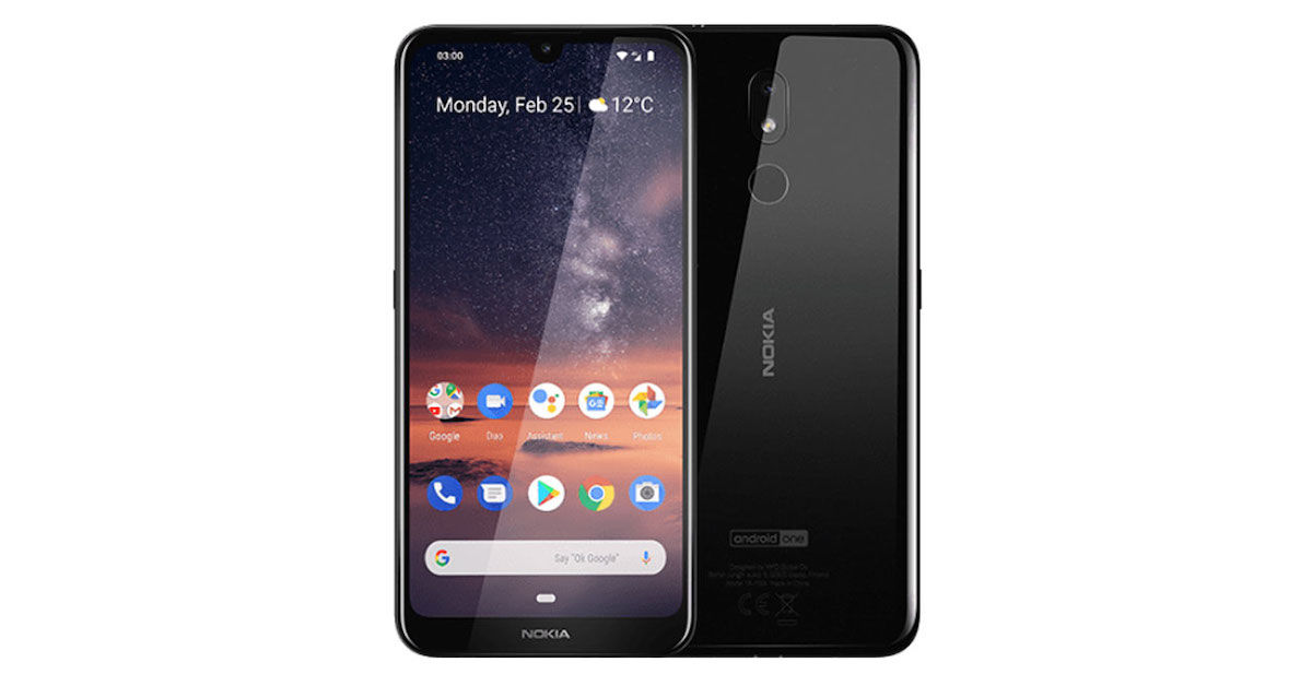 Nokia 3.2 with Google Assistant button and Snapdragon 429 launched: price, specifications
