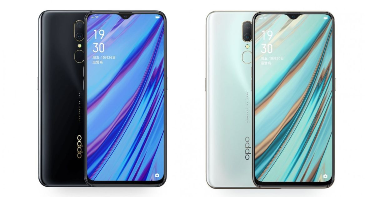 OPPO A9x with 48MP Camera And VOOC 3.0 Fast Charging Announced in China