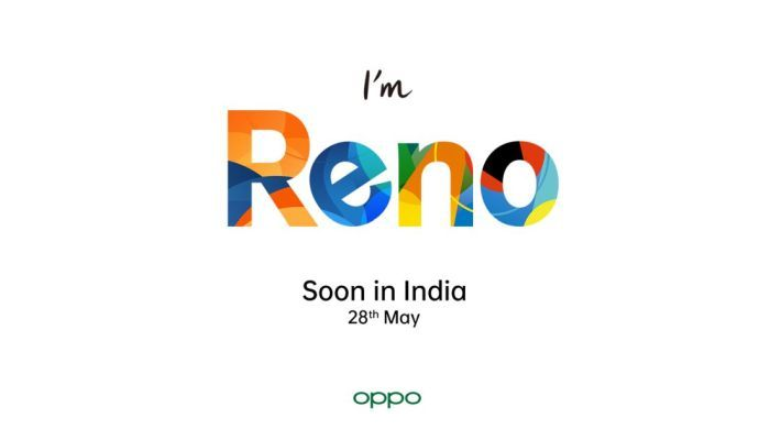 OPPO Reno Series May 28 Launch Date