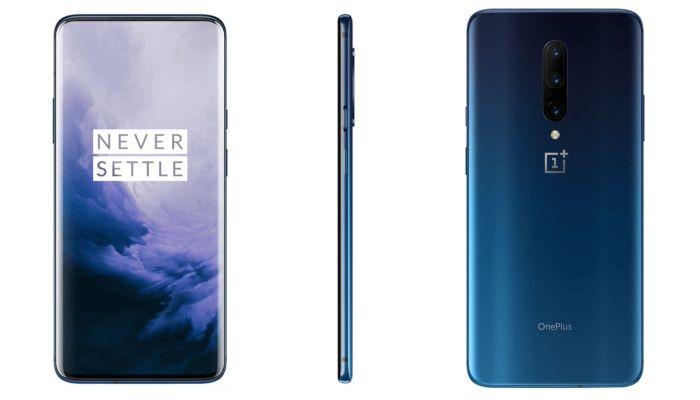 OnePlus 7 Pro Nebula Blue-
