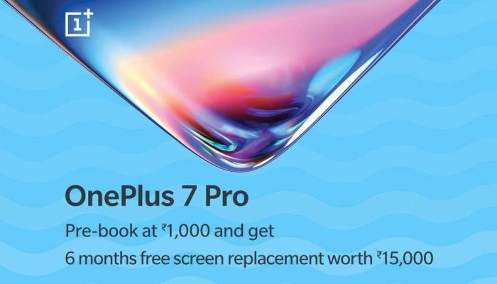 OnePlus 7 Pro pre-booking