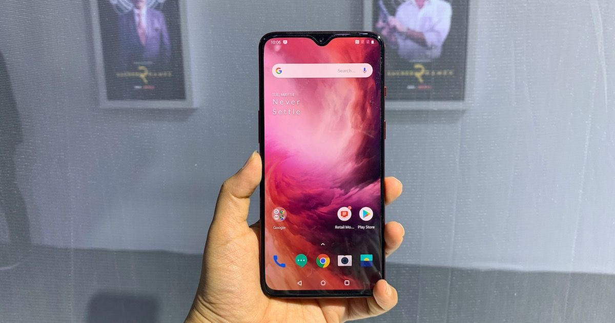 OnePlus 7 first impressions: a powerful flagship that won't break the bank
