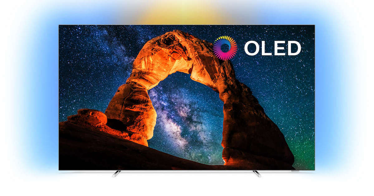 Philips Ambilight 65-inch TV Launched In India: Price, Specifications