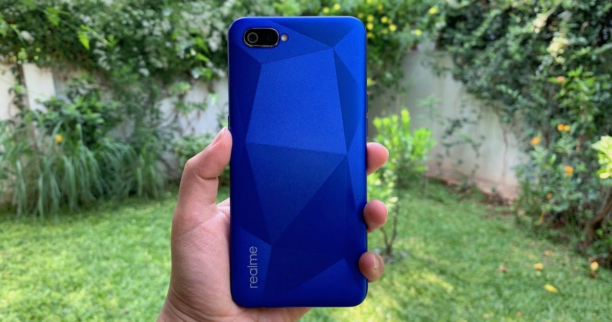 Realme C2 first impressions: a no-compromise entry-level smartphone