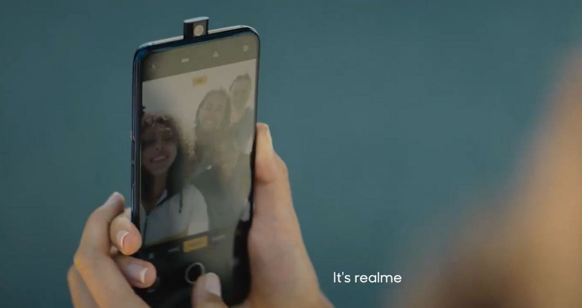 Realme X Flagship With Pop-Up Selfie Camera To Launch In China On May 15th