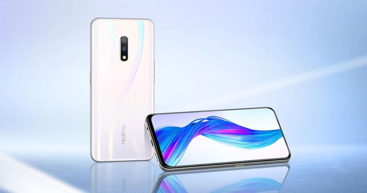 Realme X With Pop-Up Selfie Camera Launched In China: Price, Specifications