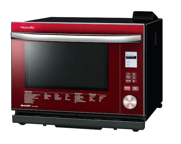 The Healsio Superheated Steam Oven Features Efficiency And Convenience Of A Traditional Microwave It Also Acts As Convection Uses