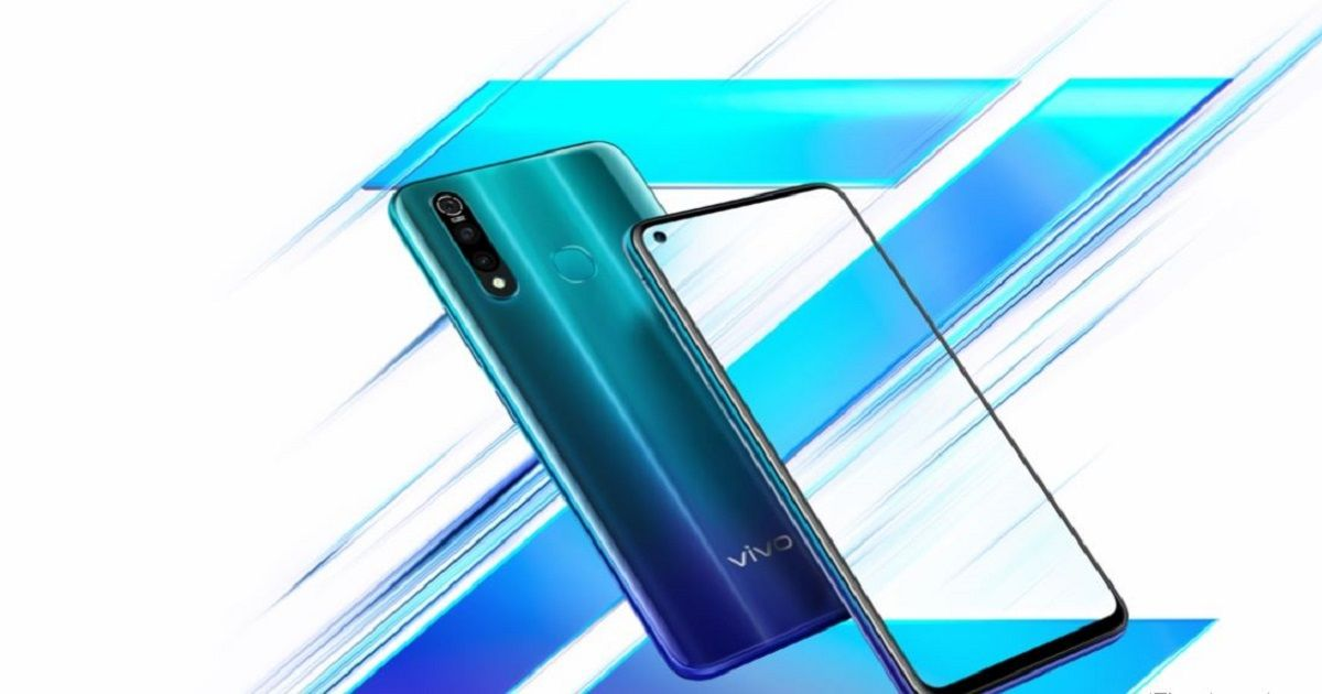 Vivo Z5x With Punch Hole Display And Snapdragon 710 Goes Official