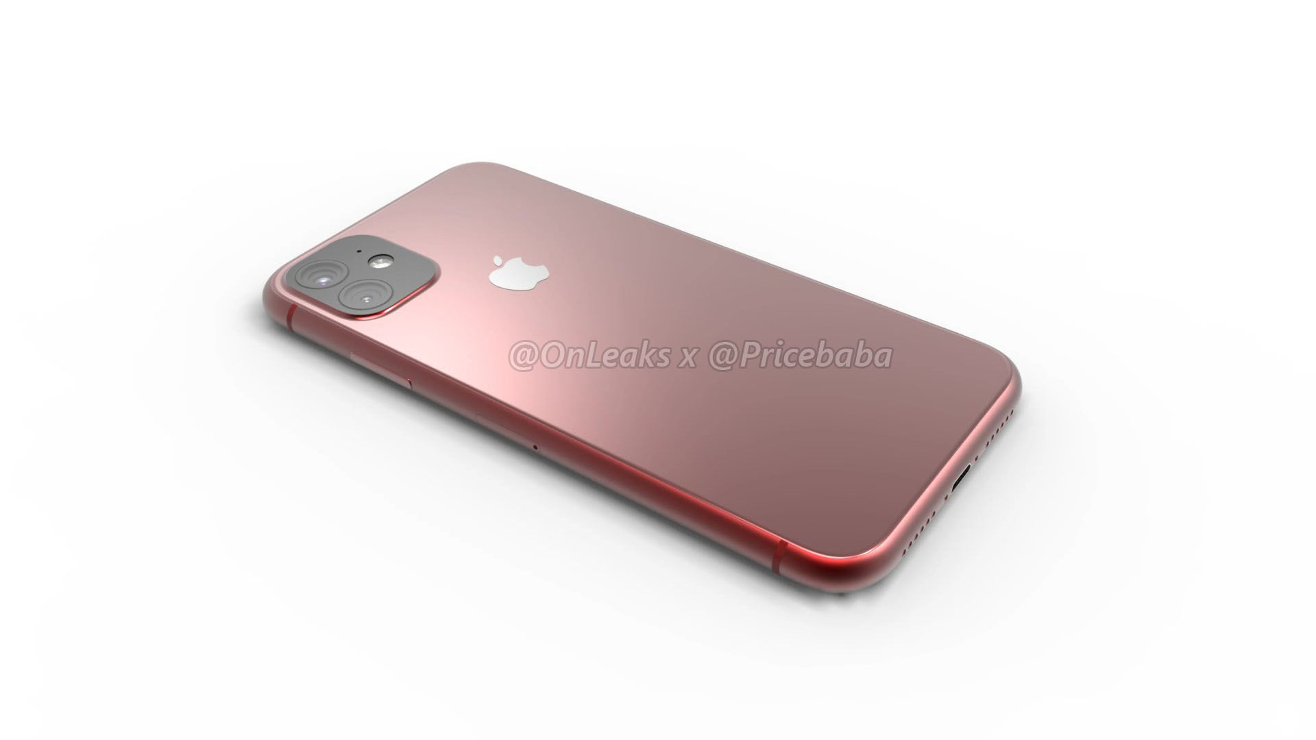 Apple iPhone XR 2019 renders reveal dual camera setup, check images