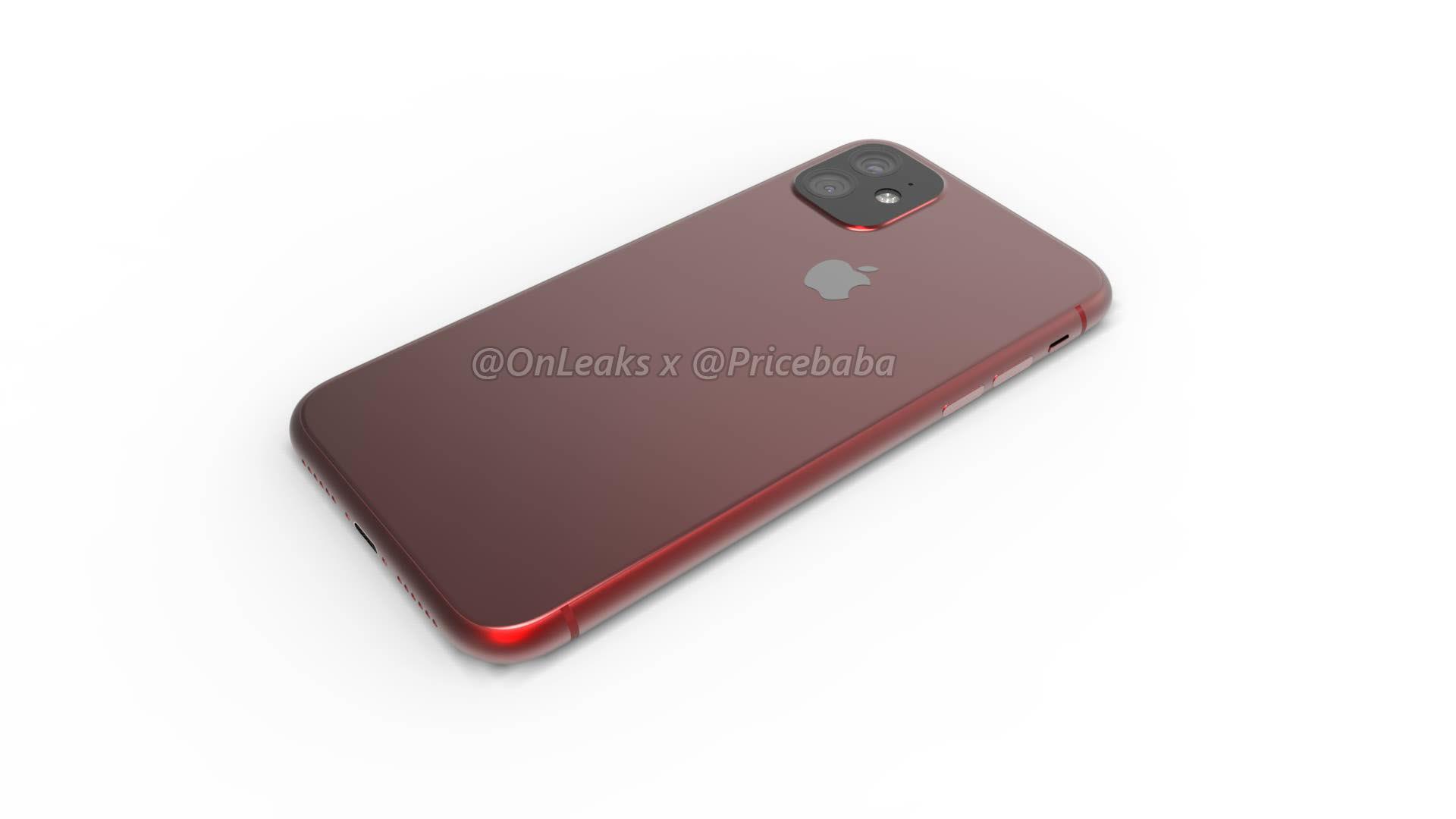 Exclusive: iPhone XR 2019 Renders And 360-Degree Video - Pricebaba