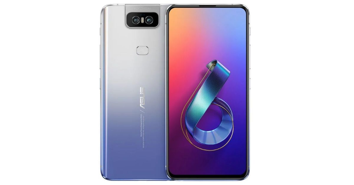 Top 5 features of the ASUS 6Z