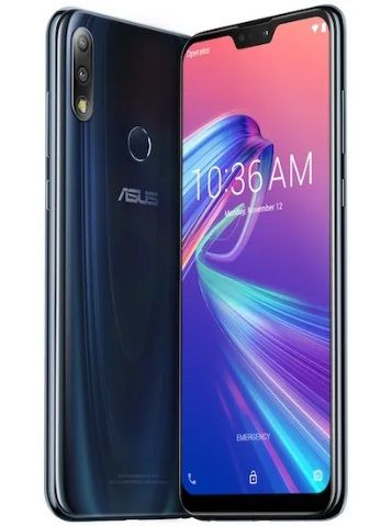 ASUS ZenFone Max Pro M2 stock Android smartphone