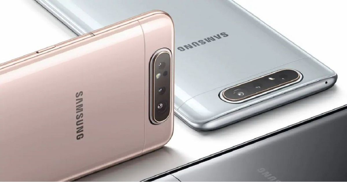Samsung Reportedly Launching New Galaxy R-Series With Triple Cameras and 5G Support