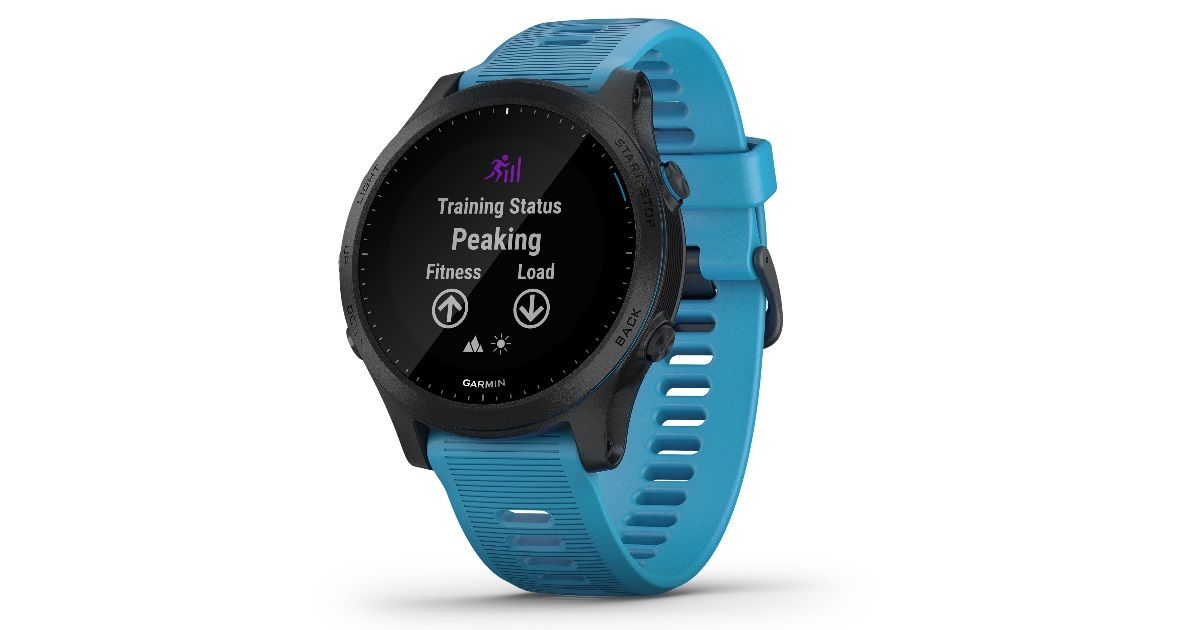 Garmin Forerunner 945 GPS running smartwatch launched for Rs 59,990
