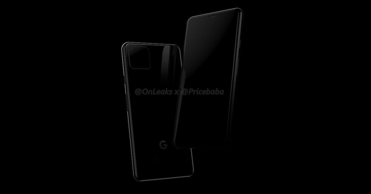 Exclusive: Google Pixel 4 renders reveal square camera bump, no