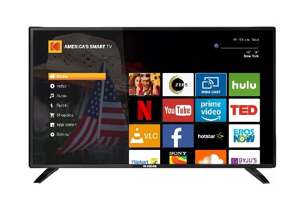 Kodak 50FHDXPRO smart TV launched
