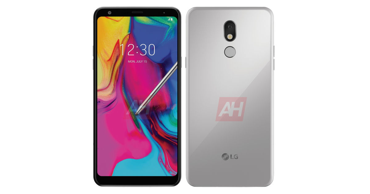 LG Stylo 5 Render Leaked Ahead Of Launch, Looks Almost Identical to The Stylo 4