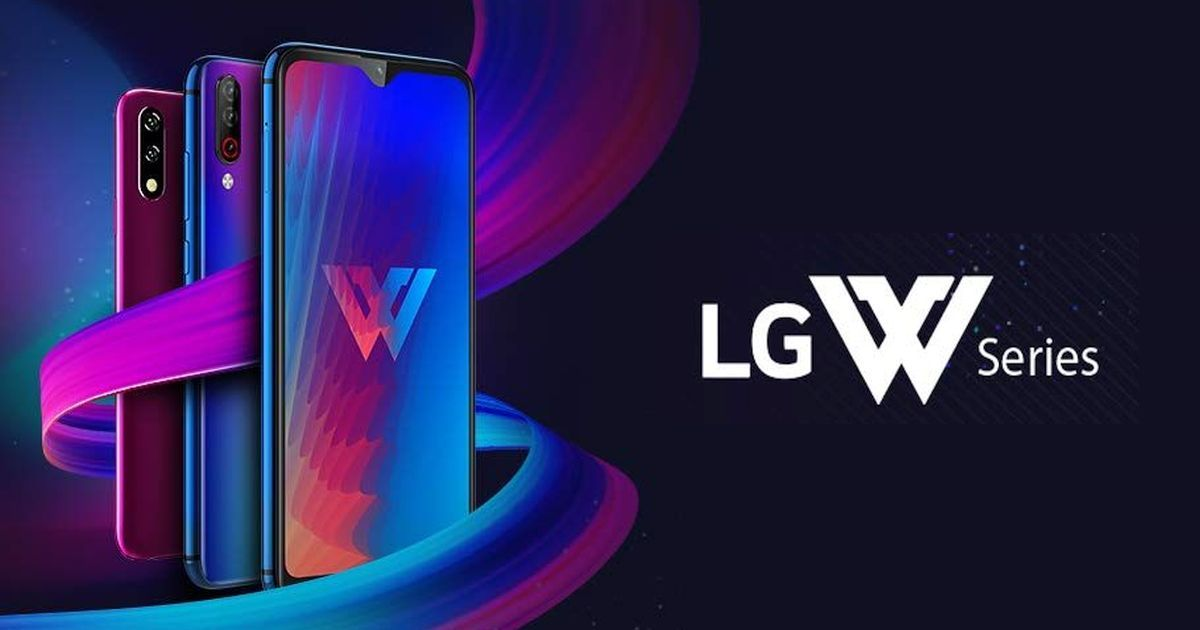LG W10, W30 and W30 Pro launched in India: price, specifications
