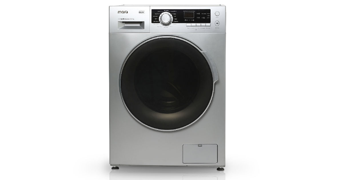MarQ by Flipkart front-load washing machine_featured