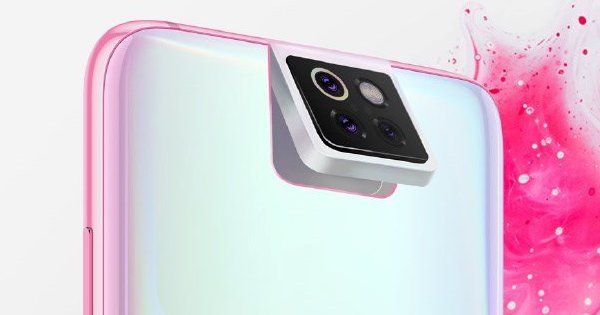 Leaked image of Xiaomi and Meitu's first smartphone reveals flip camera module