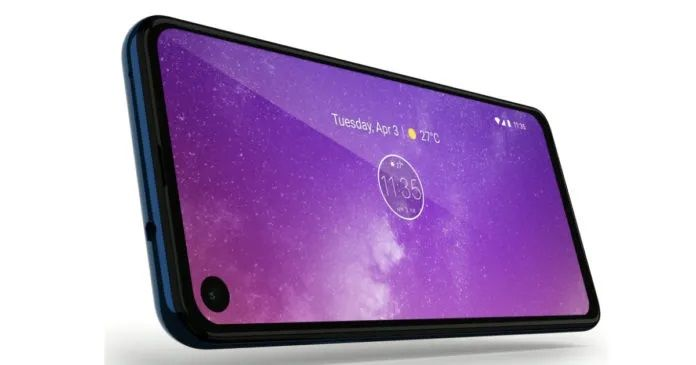 Motorola One Action leaked before launch