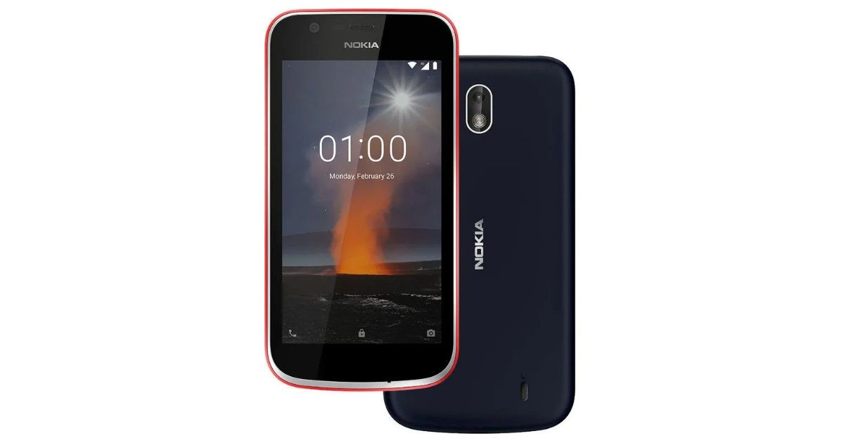 Nokia 1 starts receiving the Android Pie (Go edition) update in India