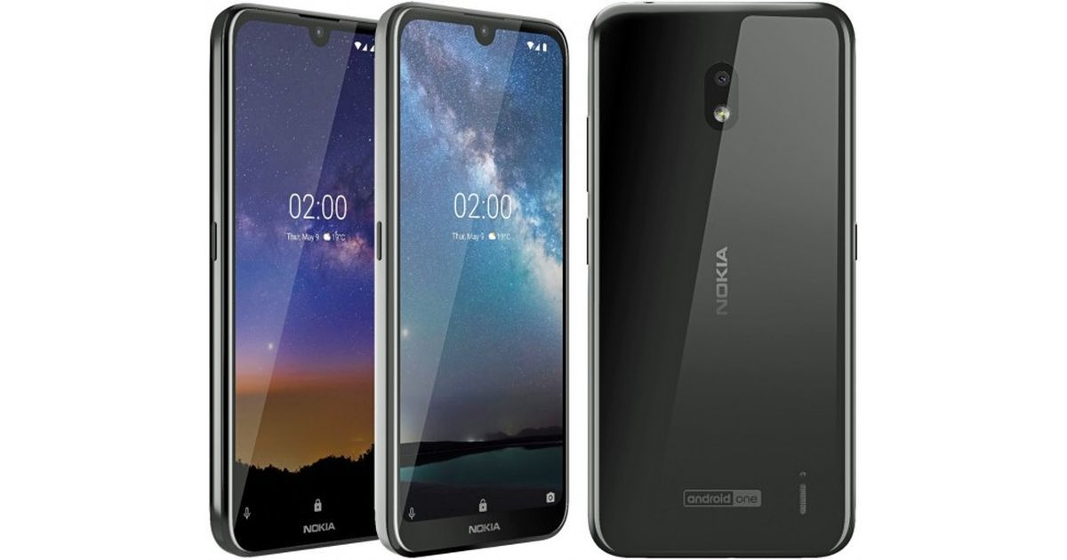 Nokia 2.2 and Nokia 3.2 receive a price cut, prices now start at Rs 6,599
