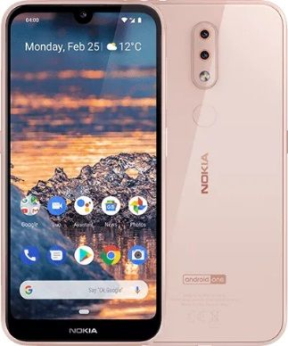 Nokia 4.2 stock Android smartphone