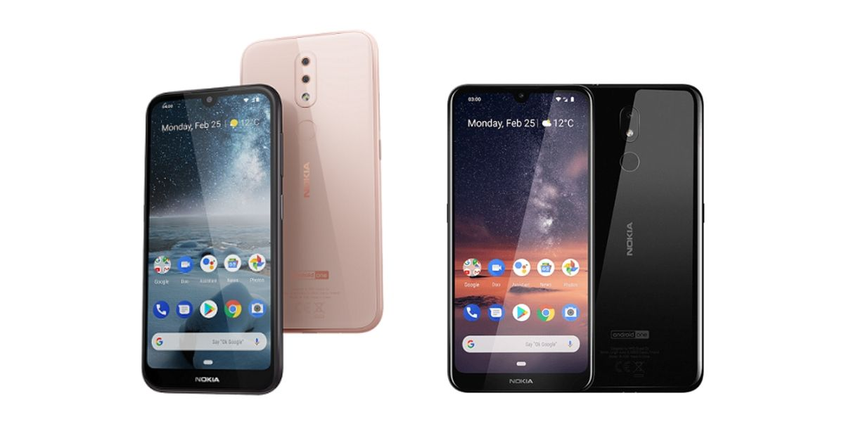 Nokia 3.2 and Nokia 4.2 Receive A Price Cut In India, Now Available Starting At Rs 8,490