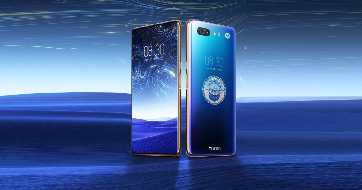 Nubia X 5G with Snapdragon 855 Announced in China