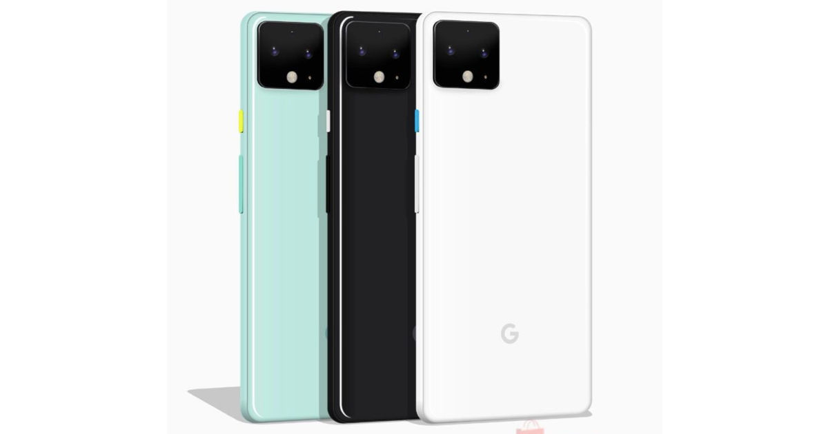 Google Pixel 4 Leaked In New Mint Green Colour Option