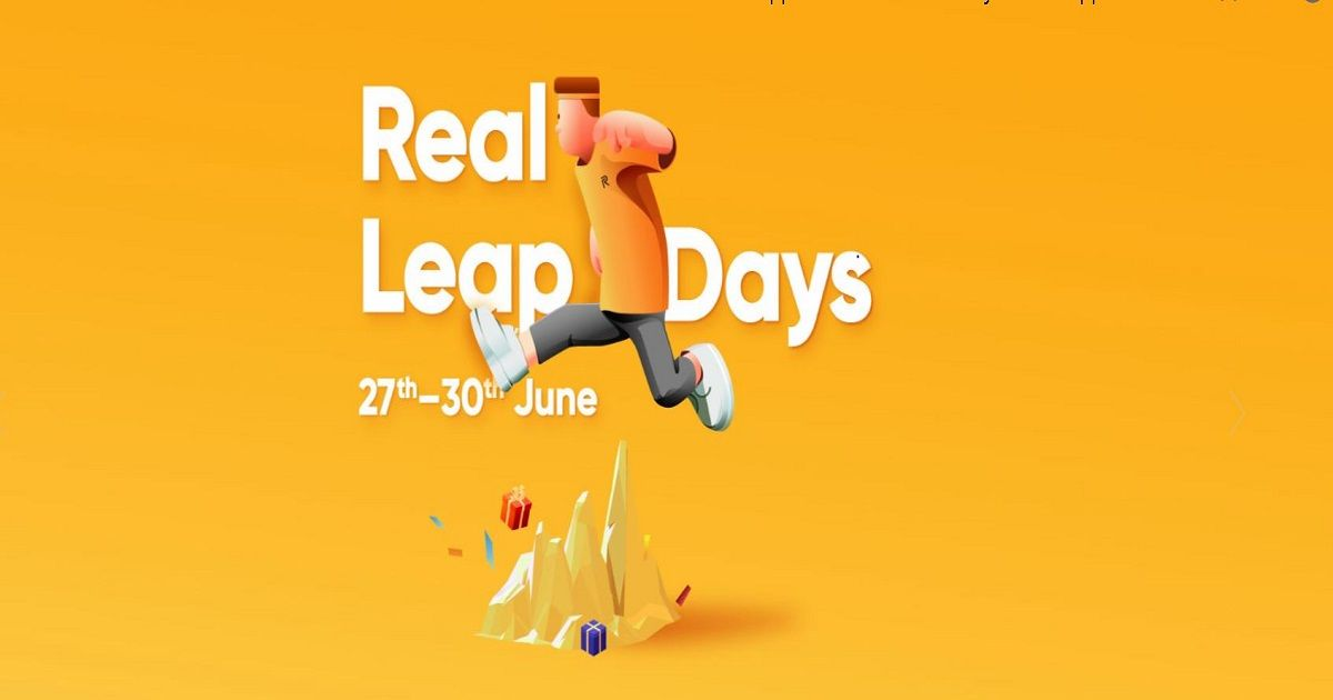 Realme Real Leap Days Sale: Offers On Realme 3 Pro, Realme U1, Realme C1 And More