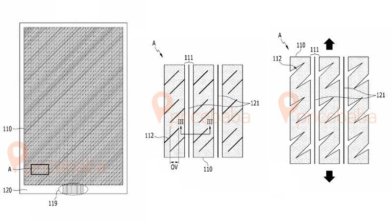Samsung Galaxy Fold PCB Patent 1