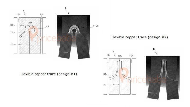 Samsung Galaxy Fold PCB Patent 3