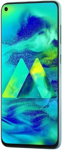 Samsung Galaxy M40 display