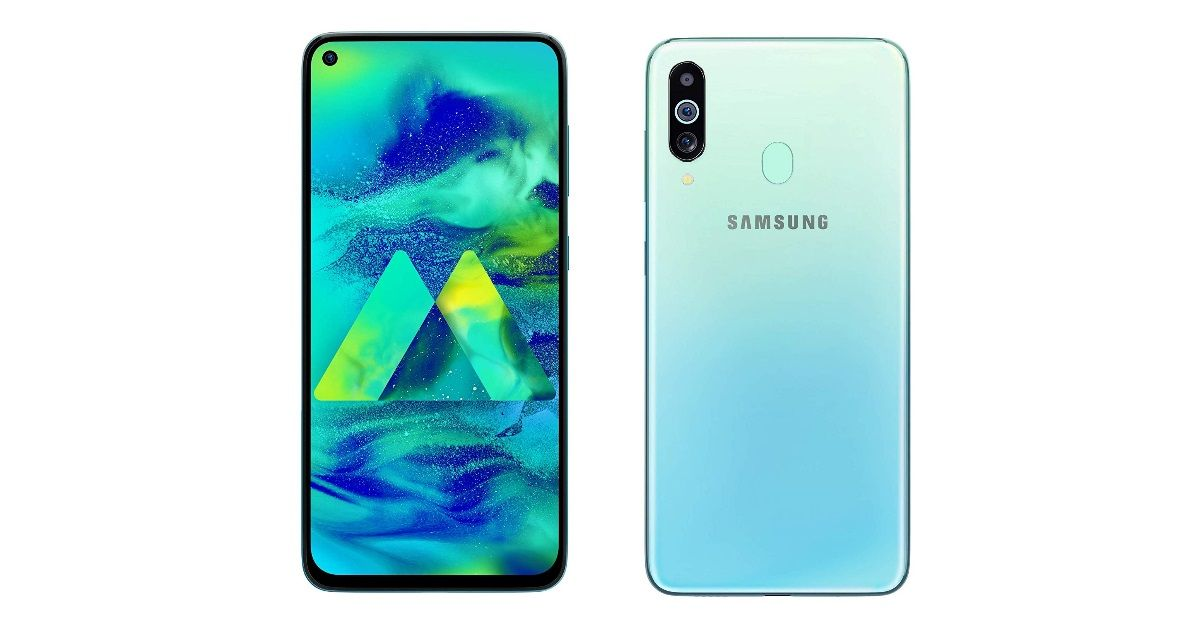 Samsung Galaxy M50 will reportedly debut this month as Galaxy M40's successor