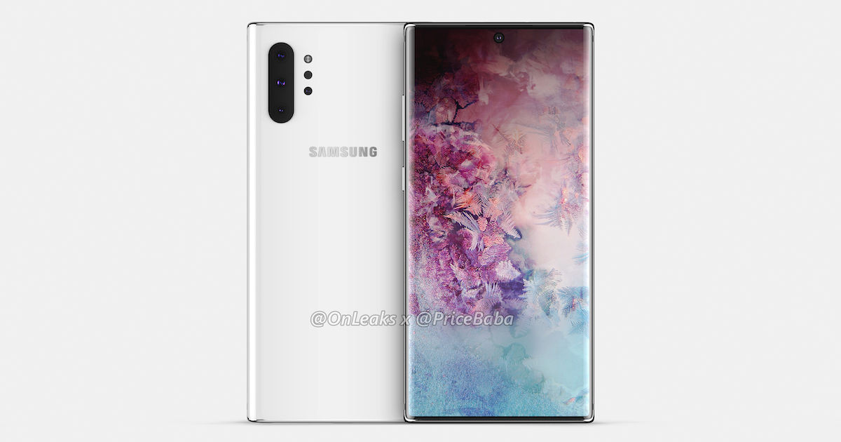 Samsung Galaxy Note 10 Reportedly Launching On August 7th In New York