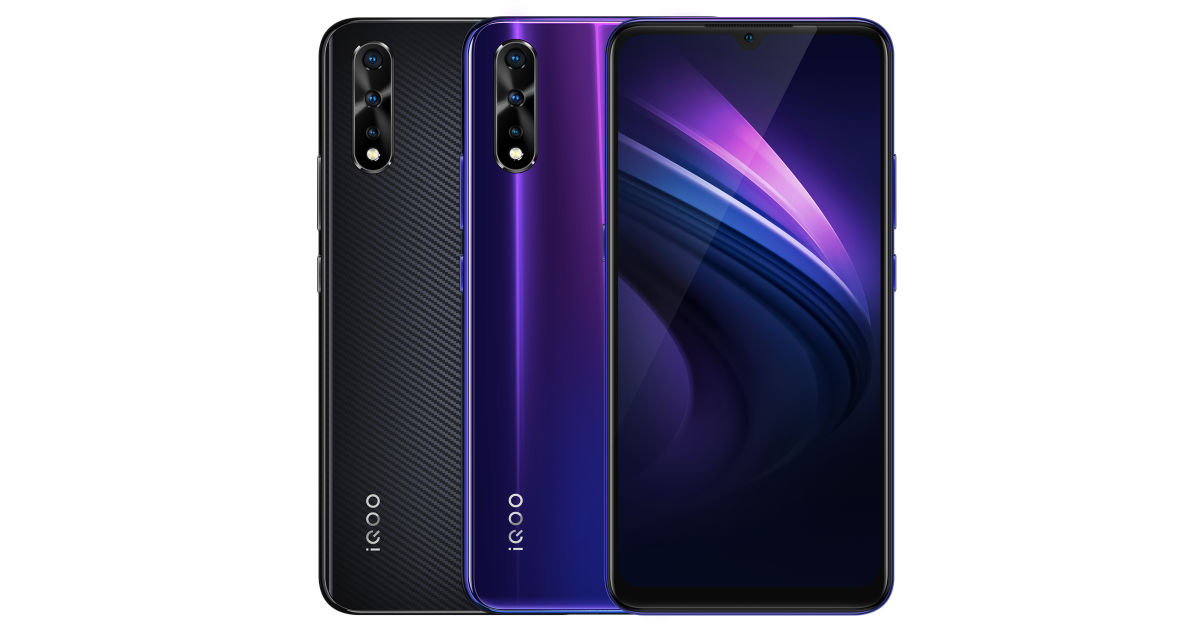 Vivo iQOO Neo Official Renders Leaked Ahead of July 2nd Launch