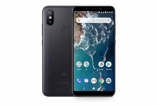 Xiaomi Mi A2 stock Android smartphone