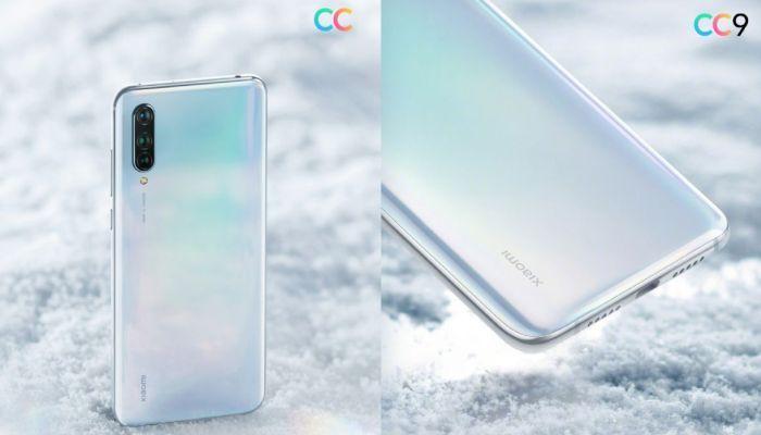 Xiaomi Mi CC9 White Lovers