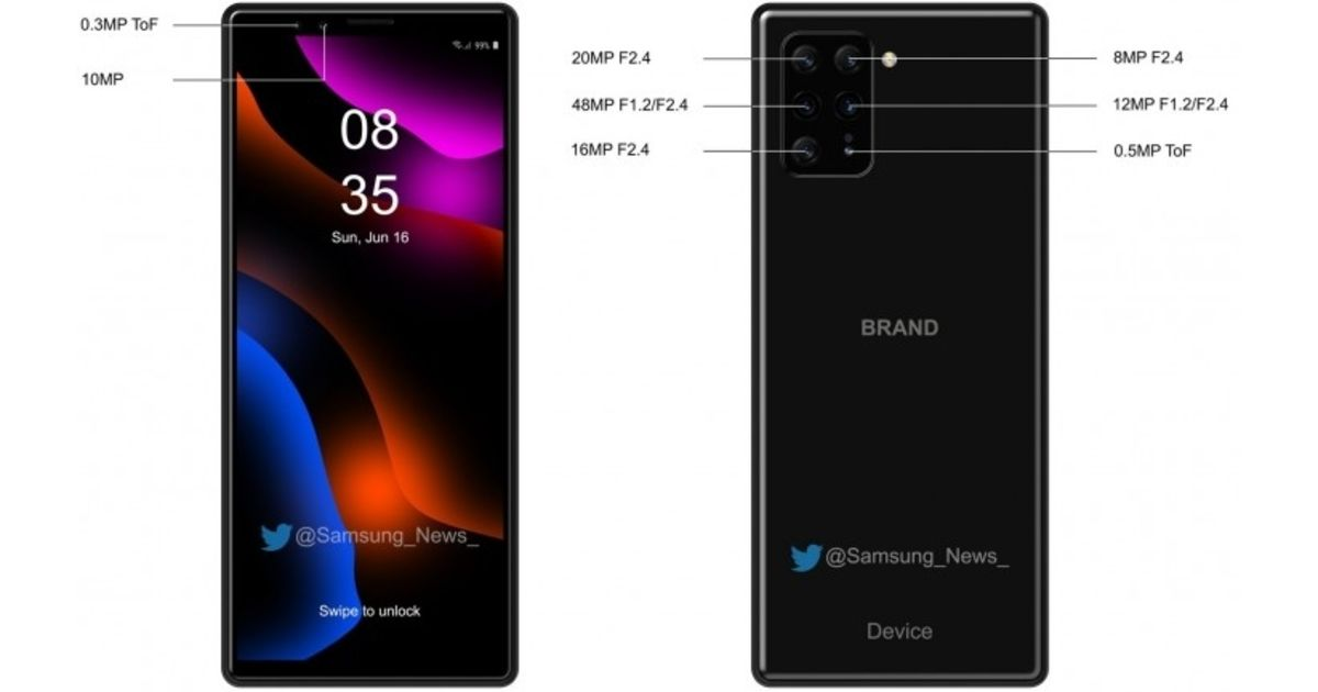 Upcoming Sony smartphone's hexa-camera specs revealed