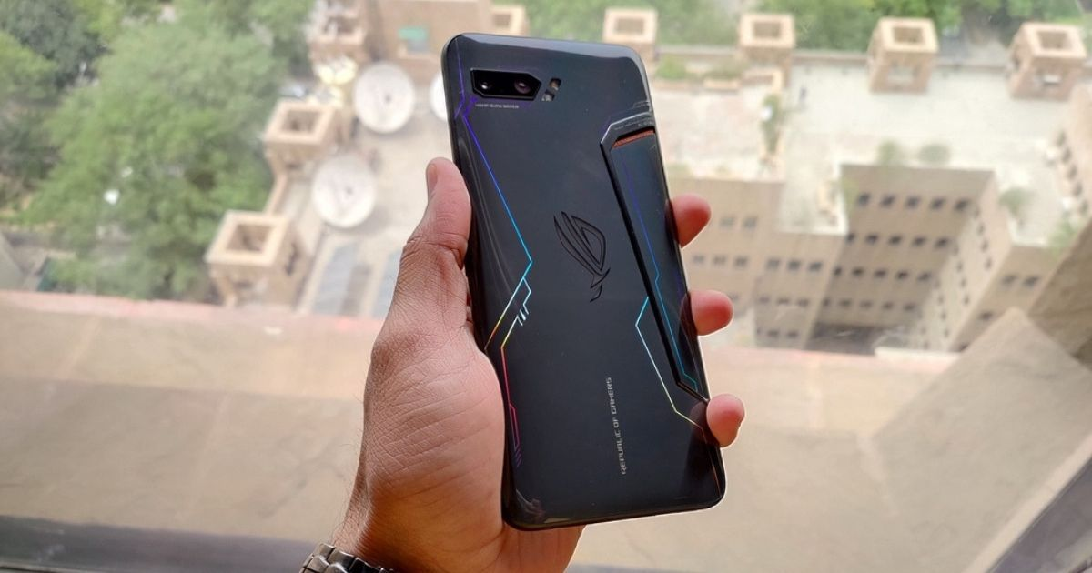 ASUS ROG Phone 2 with Snapdragon 855+ launched in India, prices start at Rs 37,999