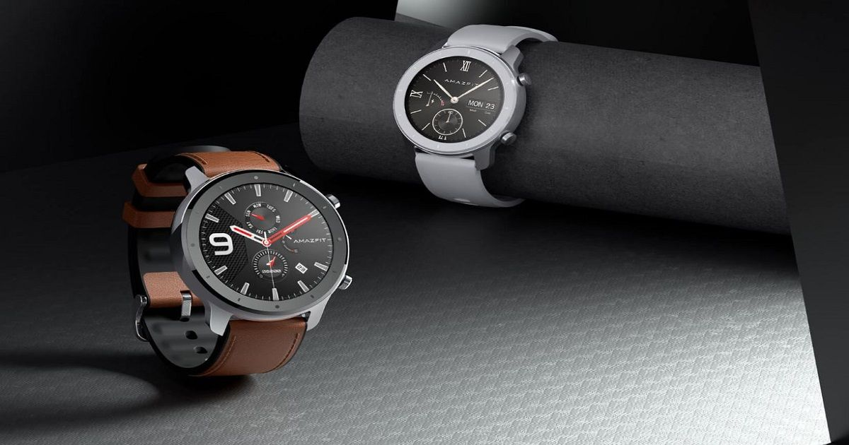 Amazfit GTR smartwatch with 24-day battery life to launch in India soon