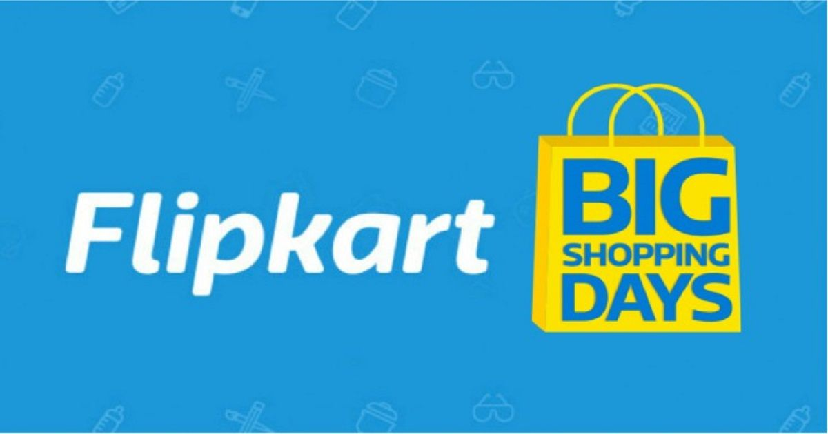 Flipkart Big Shopping Days Sale: Best Offers On Smartphones, Laptops, Home Appliances  And More