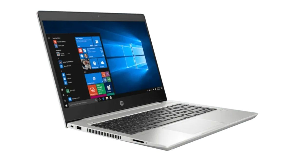 HP ProBook 445 G6 laptop with fast charging launched for Rs 67,260