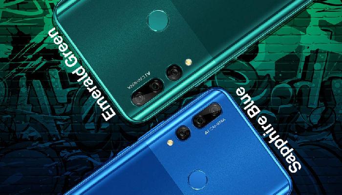 HUawei Y9 Prime 2019 colors