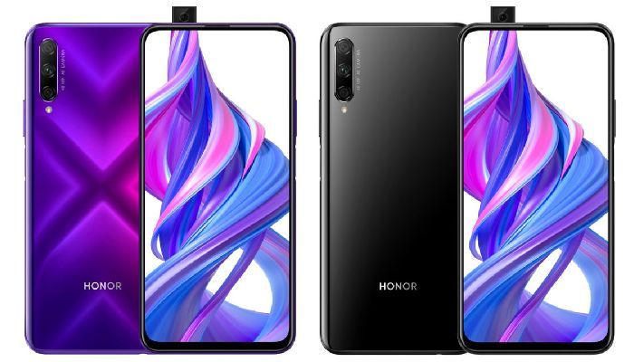 Honor 9x Pro color variants