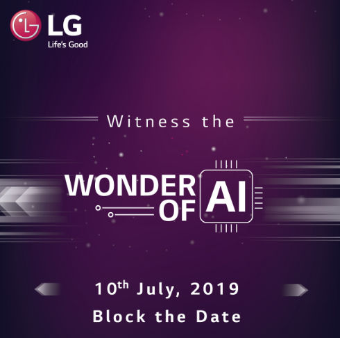 LG Sends Out Press Invites For July 10th Event, AI-Powered Flagship