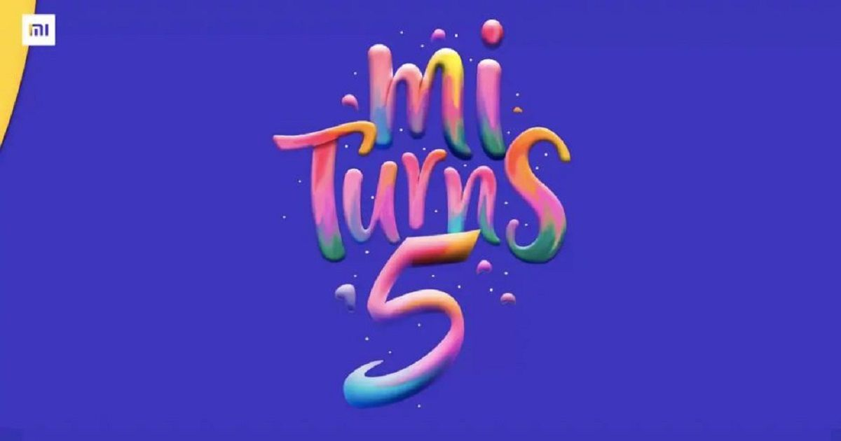 Mi Turns 5 Sale: Discounts on Redmi 7, POCO F1, Mi TVs And More