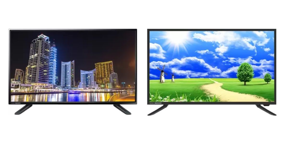 Noble Skodio 32-inch and 24-inch HD Ready LED TVs_featured